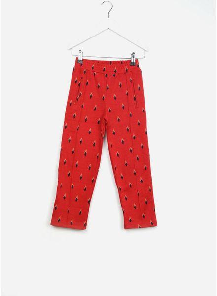 Soft Gallery broek arwen mars red