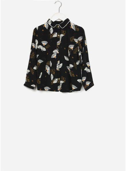 Soft Gallery blouse jenna jet black