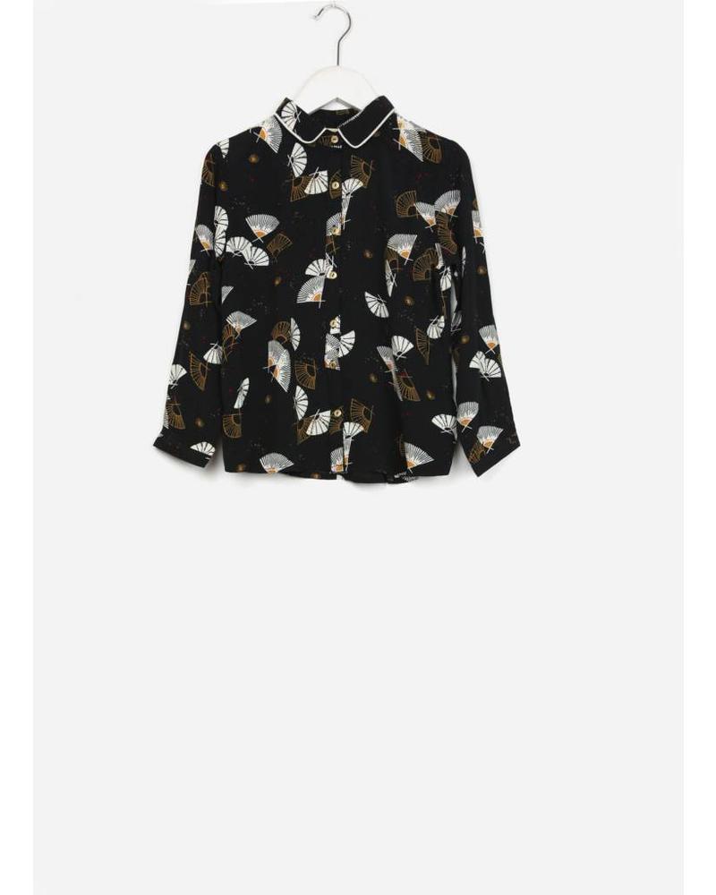 Soft Gallery jenna shirt jet black