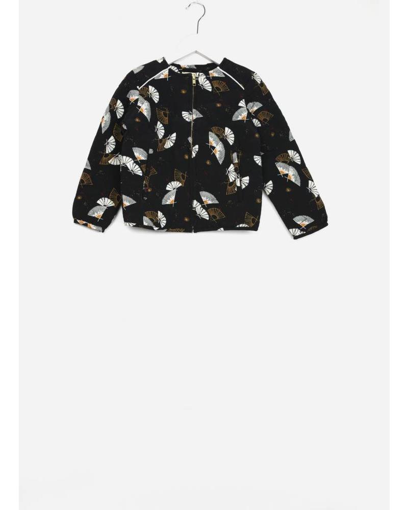 Soft Gallery sabine jacket jet black