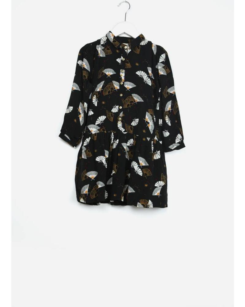 Soft Gallery ines dress jet black