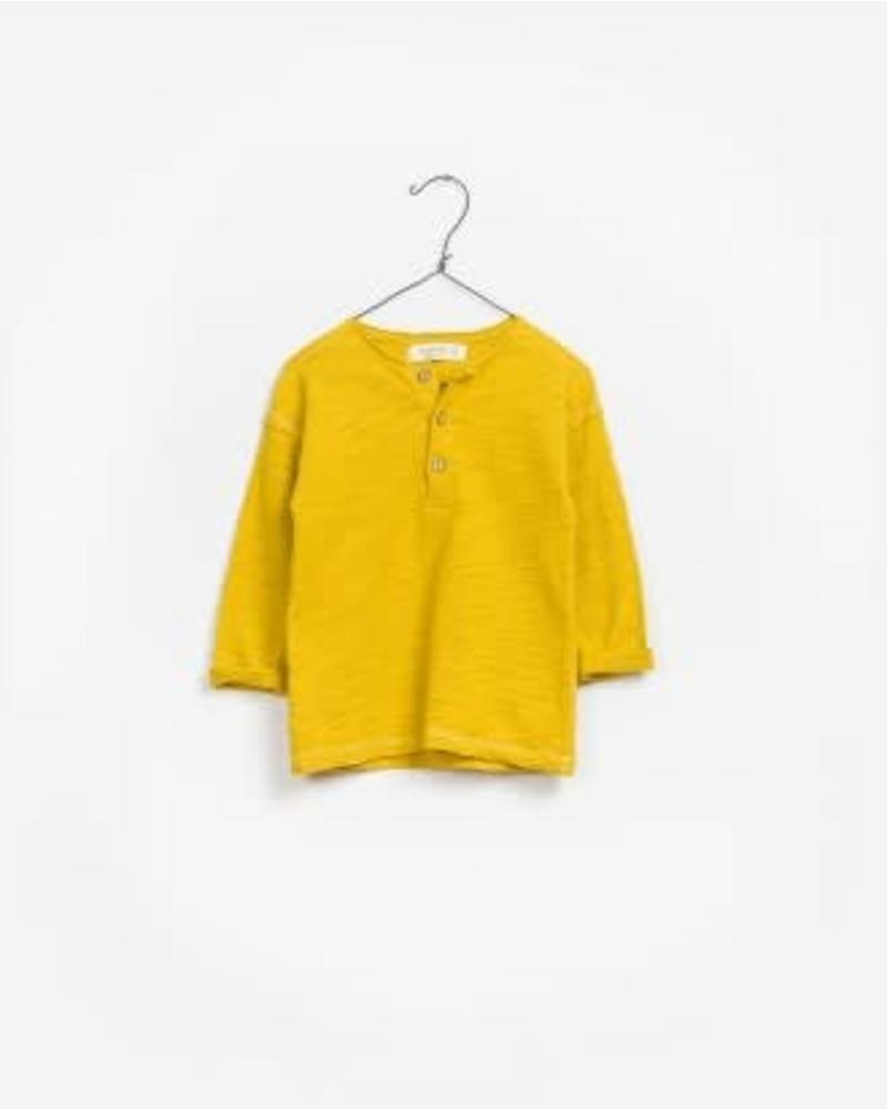 Play Up LS jersey flame tshirt rustic yellow