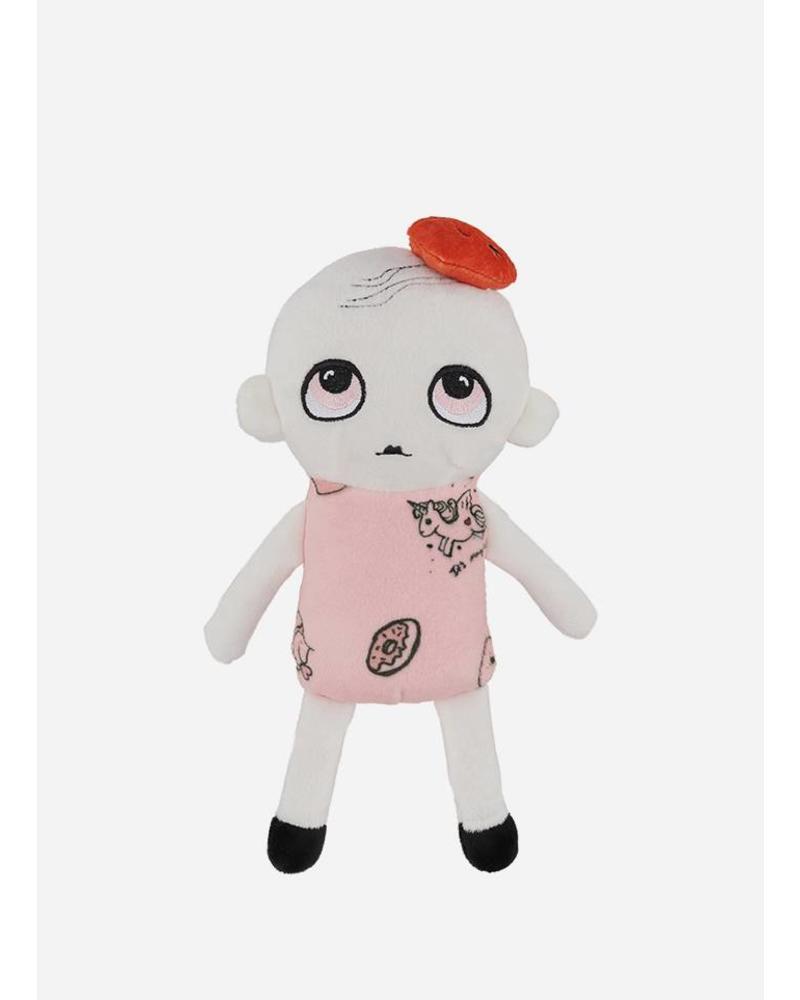 Soft Gallery baby kawai peach