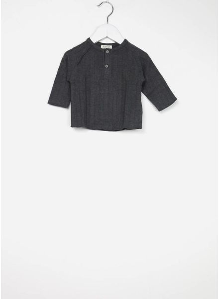 Play Up shirtje rib jumper stone