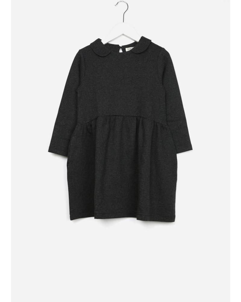 Play Up interlock dress black