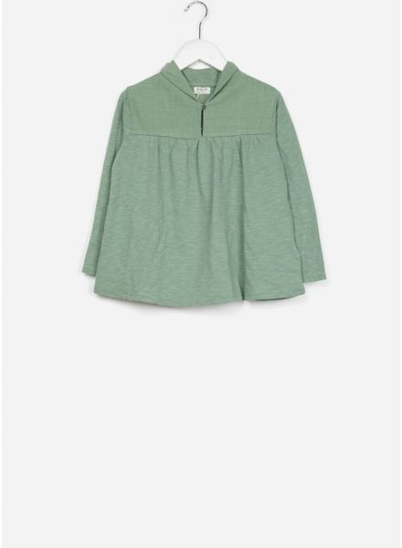 Play Up shirt jersey flame tunic green mind