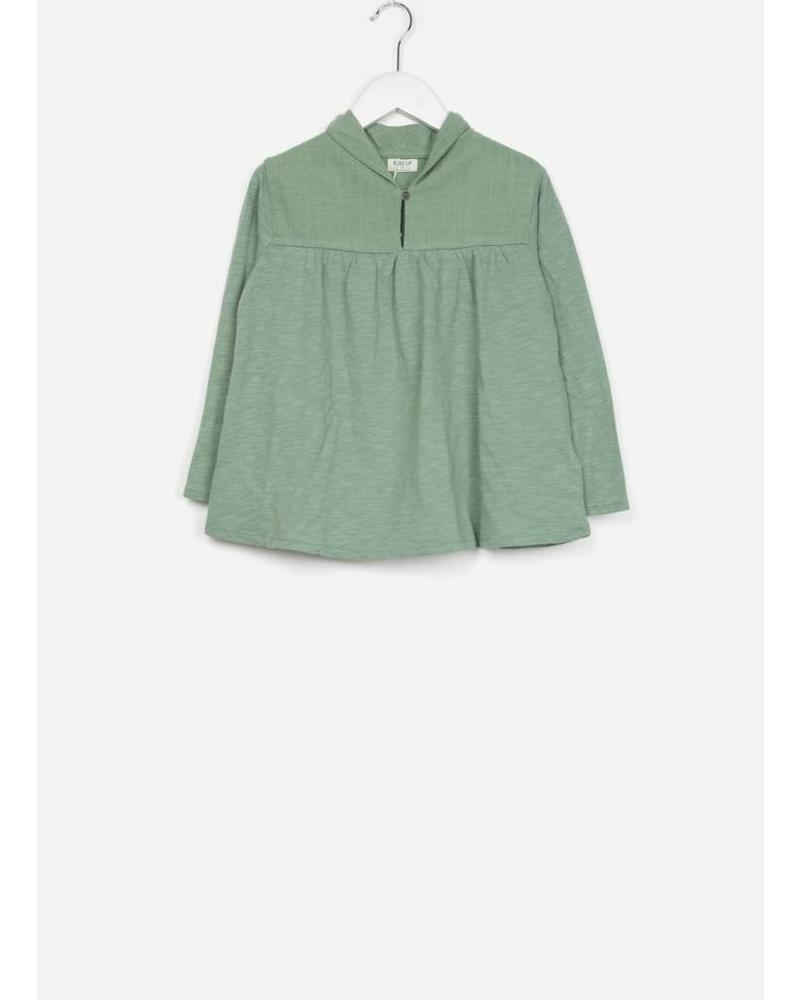 Play Up jersey flame tunic green mind