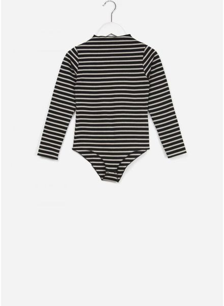 Play Up onepiece striped ponto roma bodysuit