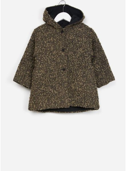 Play Up jas knitted jacket hemp