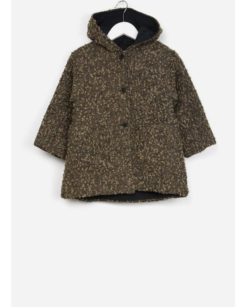 Play Up knitted jacket hemp