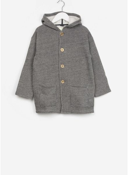 Play Up jas fleece jacket stone