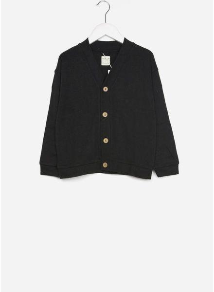 Play Up vest interlock jacket black