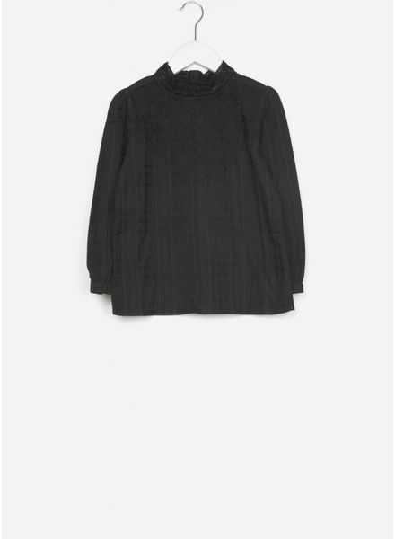 By Bar blouse gaby off black
