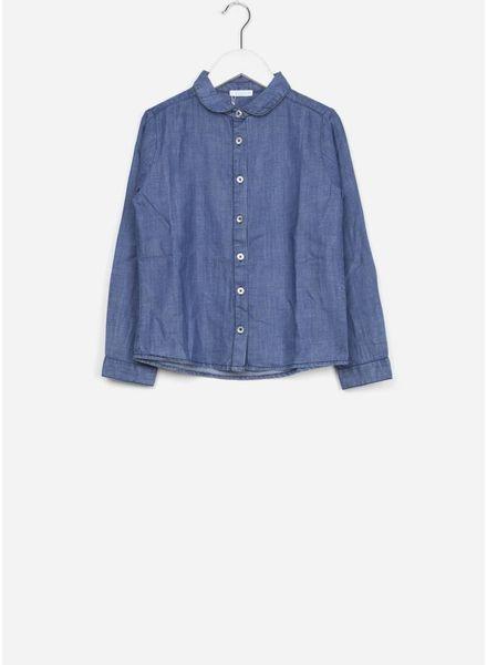 By Bar blouse sammie denim