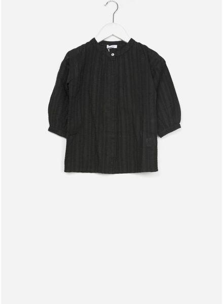 By Bar blouse cecile lurex off black