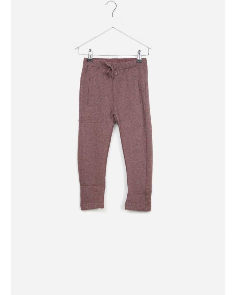 MarMar Copenhagen peona light sweat pants tawny rose melange