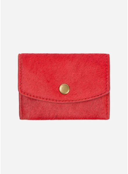 By Bar wallet red