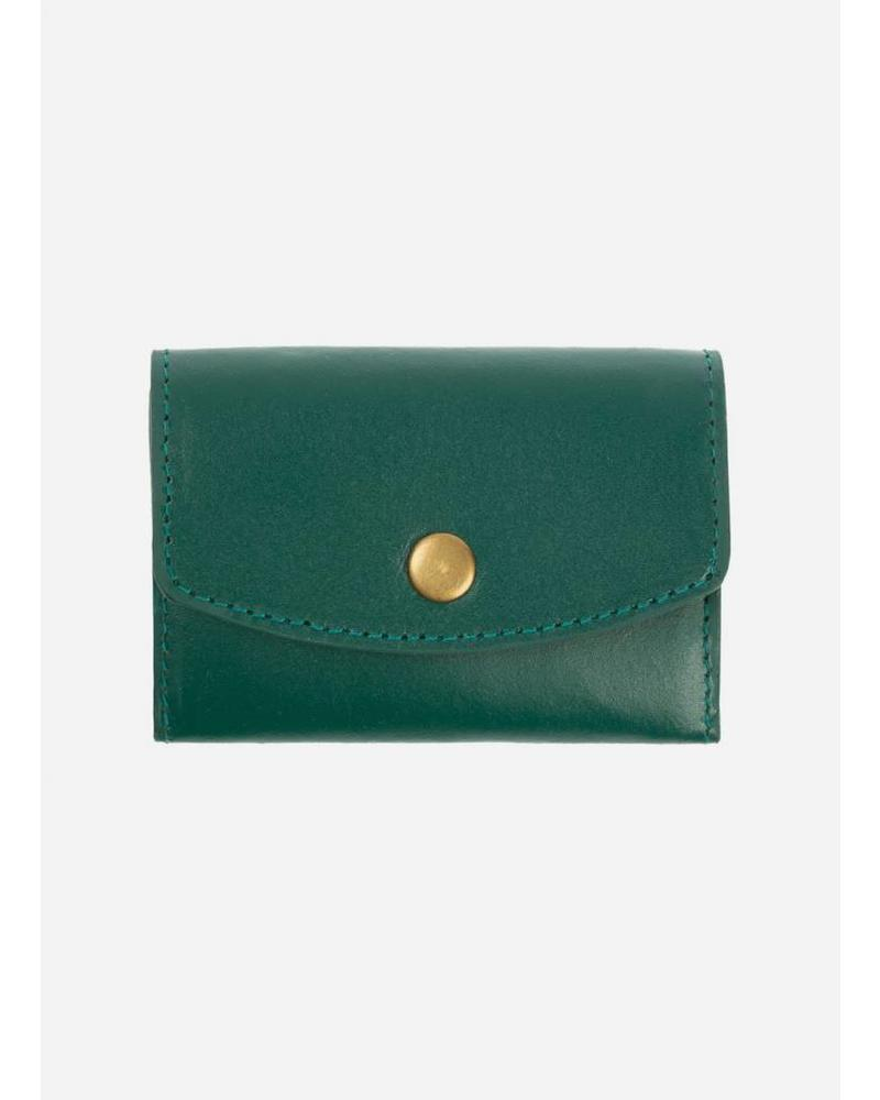 By Bar wallet green
