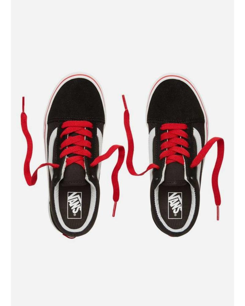 Vans Old skool black / racing red