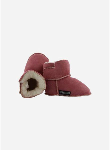 Bergstein schoentjes teddy rosa