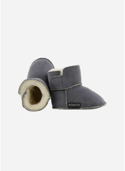 Bergstein schoentjes teddy grey