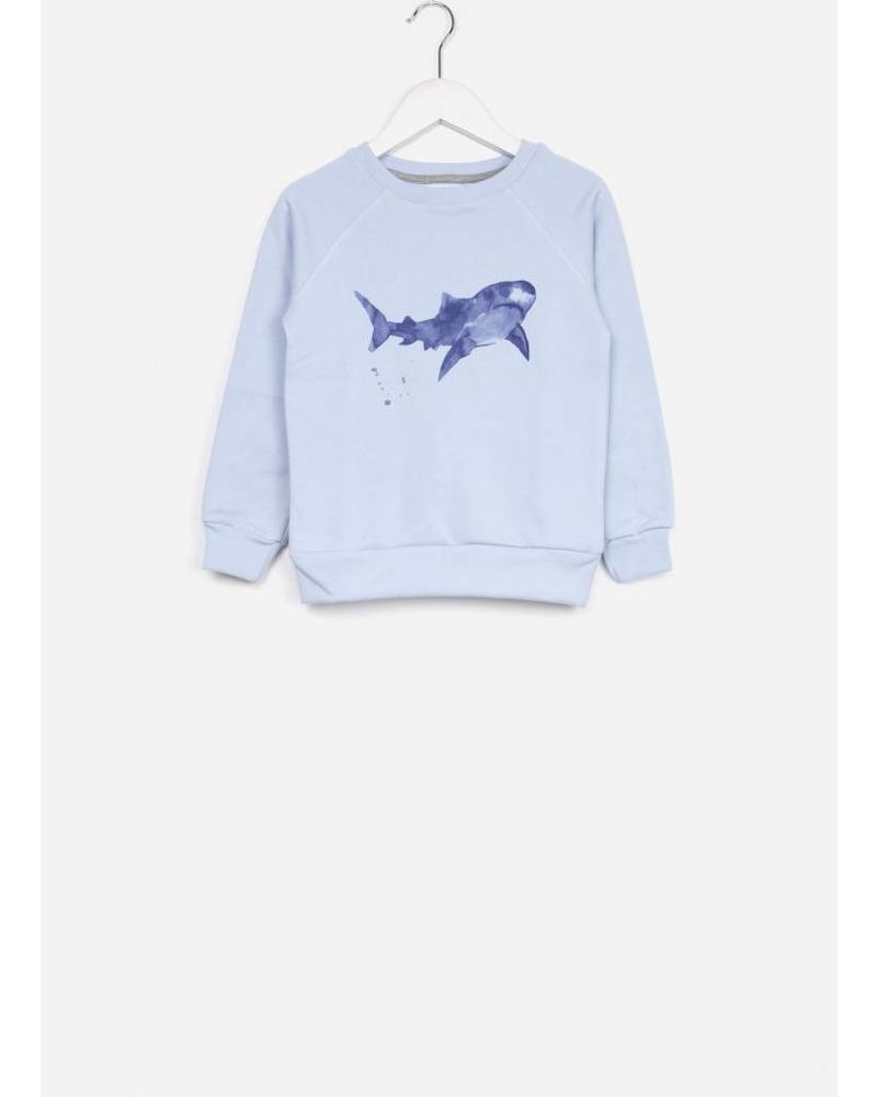 One we Like Rag shark baby blue