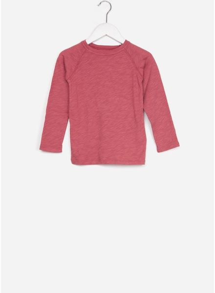 Bonton shirt manches longues blush