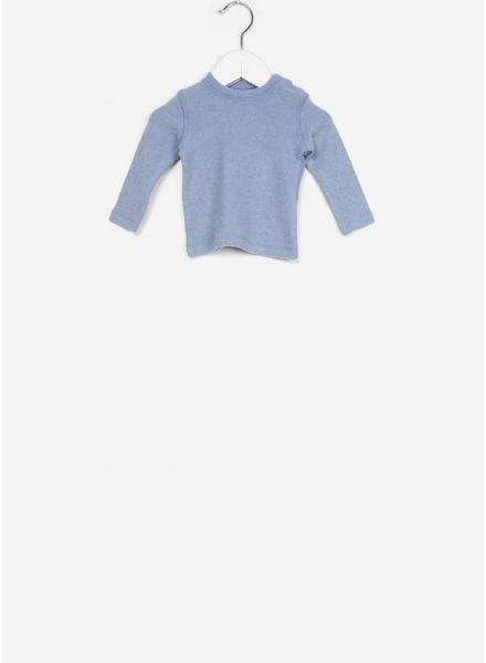 Bonton 2-delige set baby bleu orage