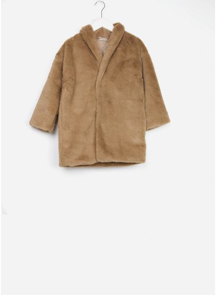 Maed for mini trench coat teddy