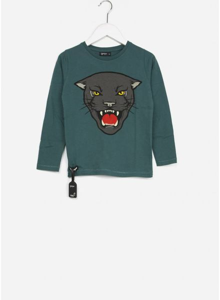 Yporque shirt panther green