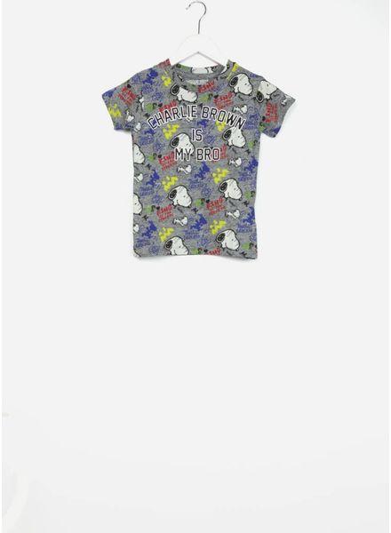 Little Eleven Paris shirt snooply grey