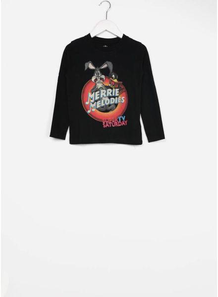 Little Eleven Paris shirt merriemelo black