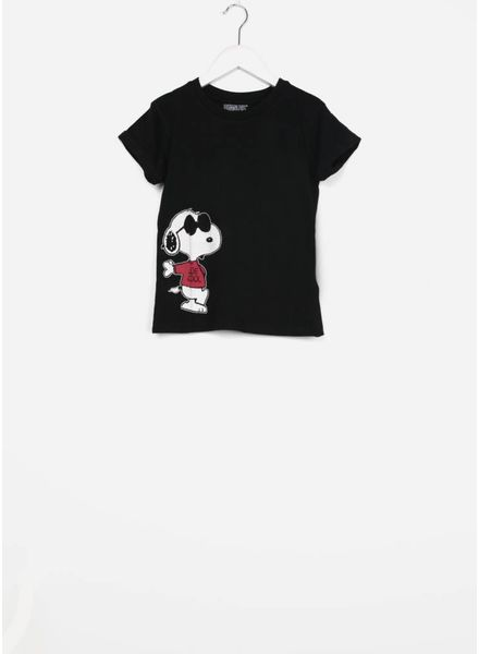 Little Eleven Paris shirt snooback  black