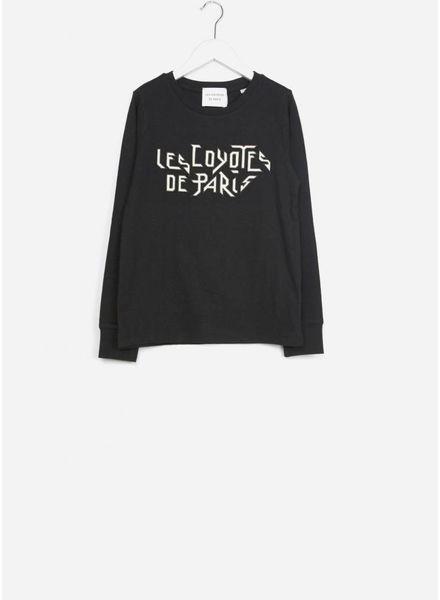 Les Coyotes De Paris shirt dana black