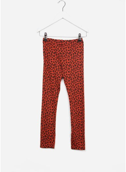 Maed for mini broek spicy leopard
