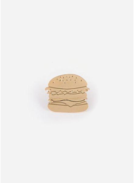 Titlee pin's burger