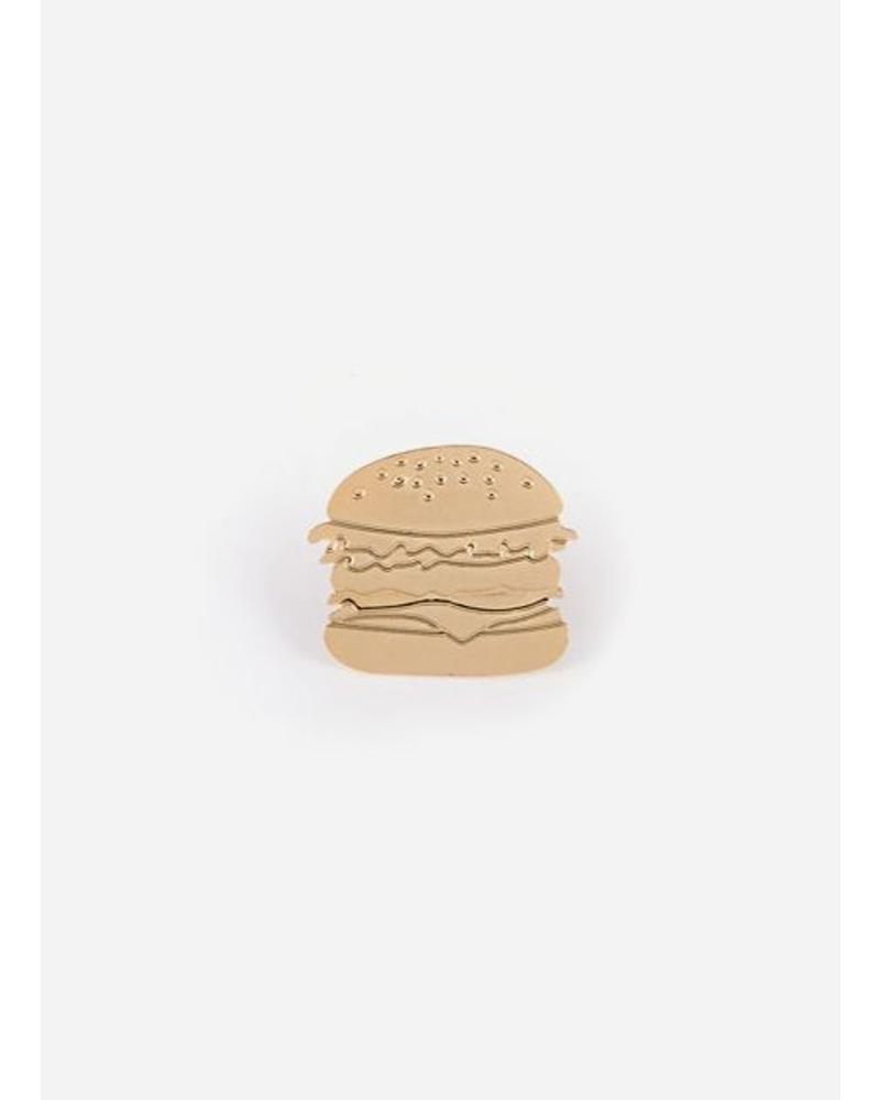 Titlee pin's burger
