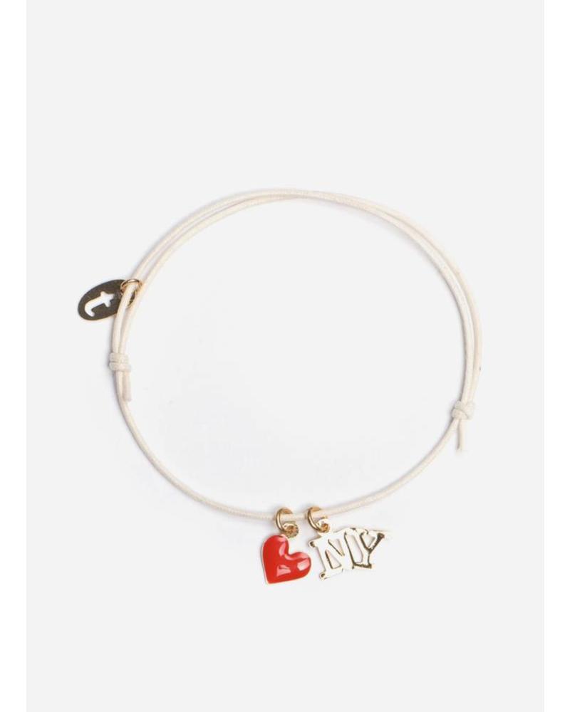Titlee bracelet love ny