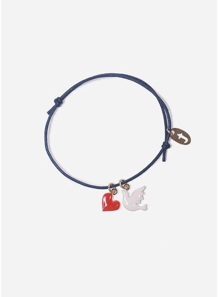 Titlee bracelet paris amour