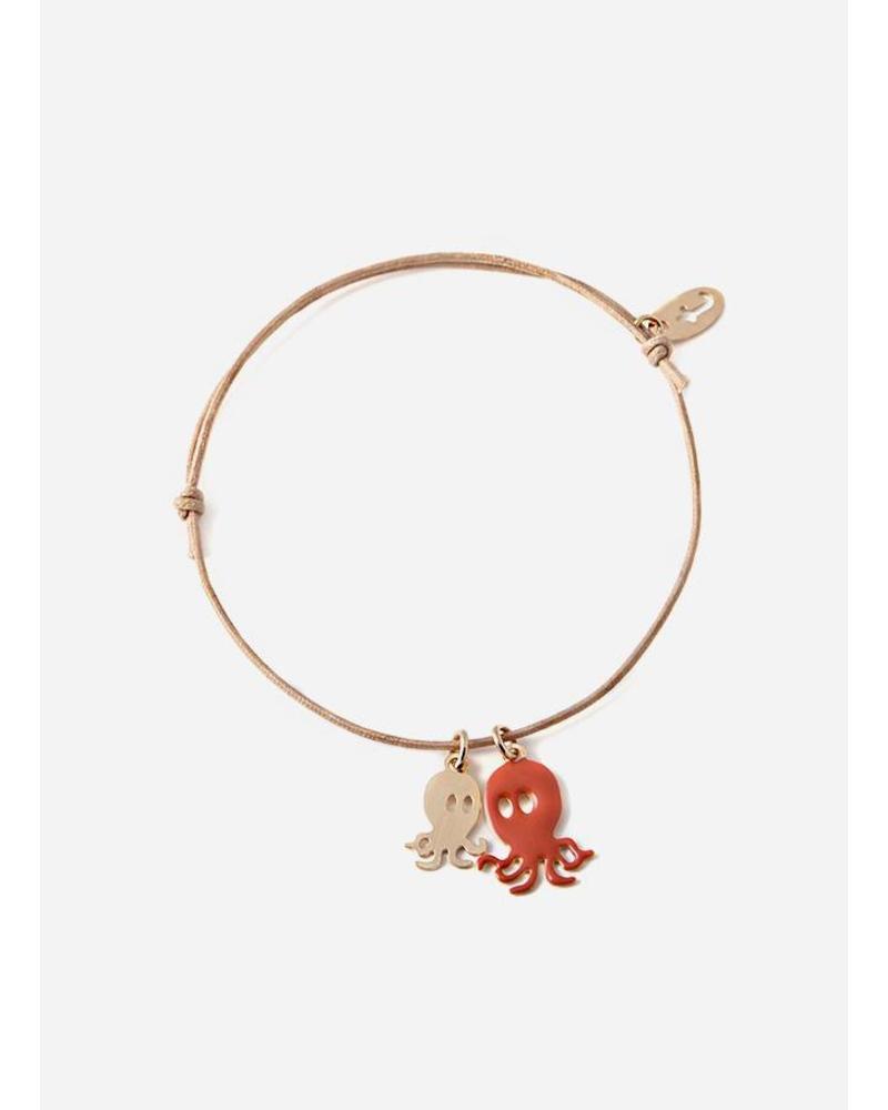 Titlee bracelet octopus