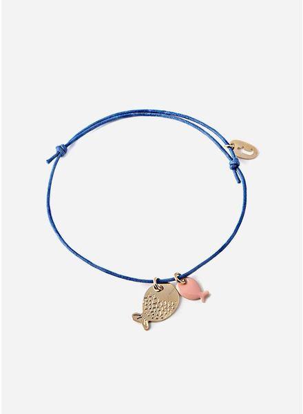 Titlee bracelet fish