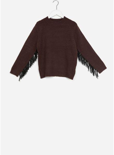 Maed for mini trui decadent dachshund knit