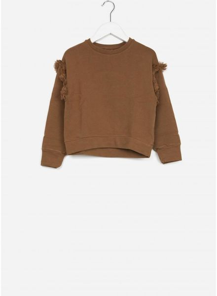 Play Up trui fleece ochre