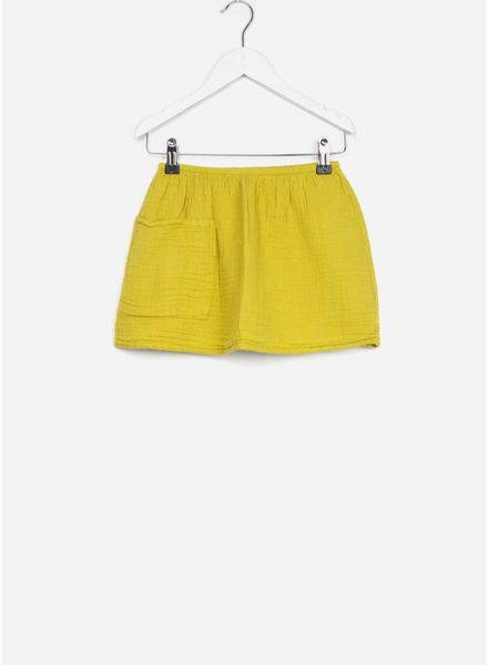 Play Up rok woven rustic yellow