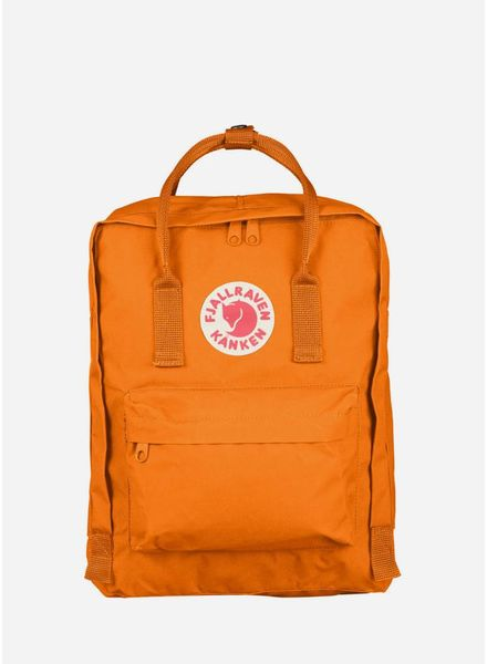 Fjallraven orange