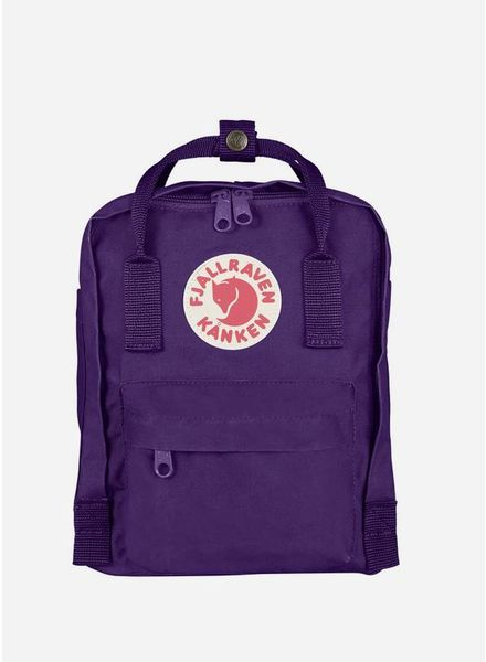 Fjallraven purple