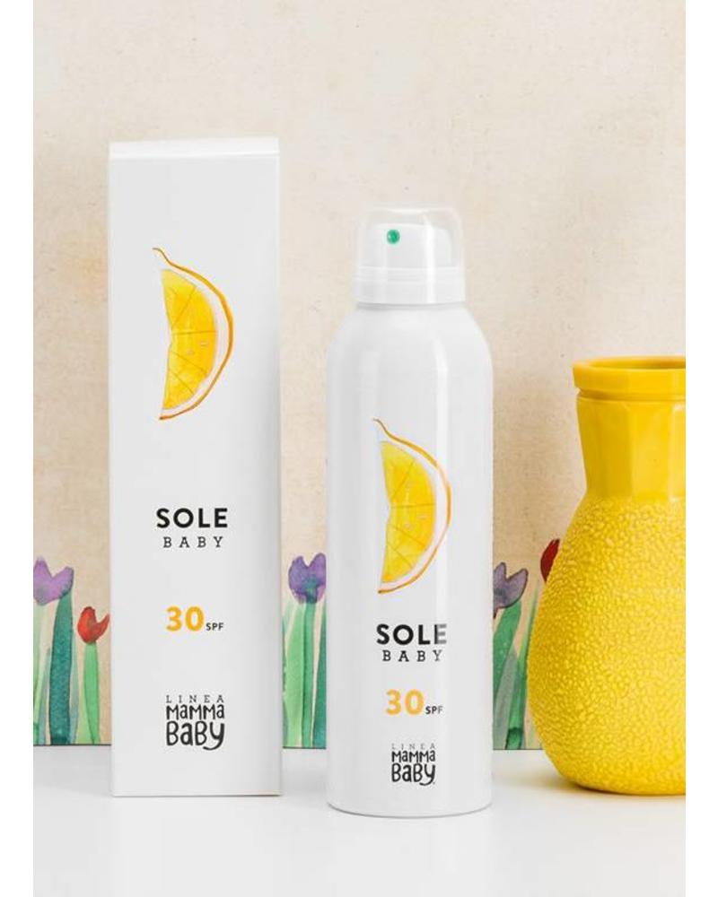 Linea Mamma Baby sunscreen sole SPF30 150ML