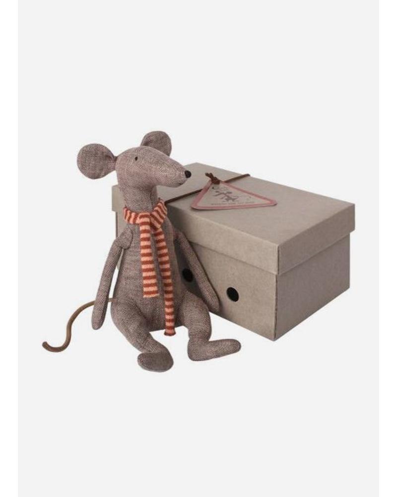 Maileg cool rat grey