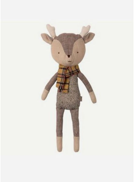 Maileg winter friend reindeer boy