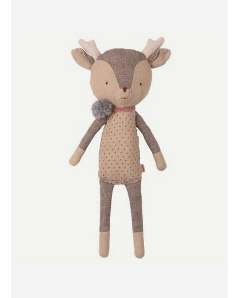 Maileg winter friend reindeer girl